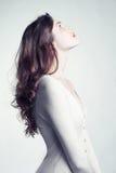 Νέα όμορφη κυρία Στοκ φωτογραφία με δικαίωμα ελεύθερης χρήσης