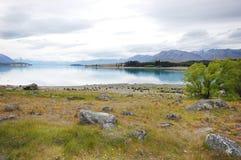 νέα όψη Ζηλανδία χωρών Στοκ εικόνες με δικαίωμα ελεύθερης χρήσης