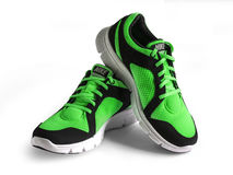 Νέα nike ύφους παπούτσια Στοκ Εικόνες