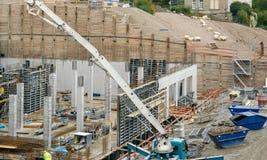 νέα publis μερών κτηρίου apartaments Στοκ Φωτογραφία