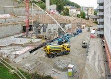 νέα publis μερών κτηρίου apartaments Στοκ φωτογραφίες με δικαίωμα ελεύθερης χρήσης