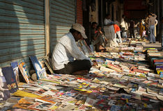 νέα selllers του Δελχί βιβλίων Στοκ φωτογραφία με δικαίωμα ελεύθερης χρήσης