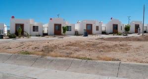 Νέα townhouses στο Μεξικό Στοκ φωτογραφίες με δικαίωμα ελεύθερης χρήσης