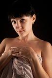 Νέες γυμνές γυναίκες Στοκ εικόνα με δικαίωμα ελεύθερης χρήσης