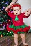 Νέες διακοπές έτους ` s Διακοπές Χριστουγέννων στοκ εικόνα
