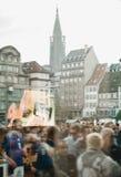 Νέες ενάρξεις πώλησης iPhone Στοκ φωτογραφίες με δικαίωμα ελεύθερης χρήσης