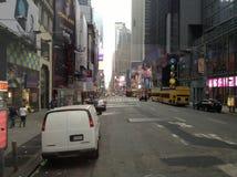 νέες οδοί Υόρκη στοκ φωτογραφία