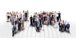 Νέοι ελκυστικοί επιχειρηματίες Στοκ Εικόνες