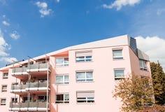 Νέοι οίκοι ευγηρίας Στοκ εικόνα με δικαίωμα ελεύθερης χρήσης