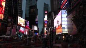 νέοι τετραγωνικοί χρόνοι &Upsi απόθεμα βίντεο
