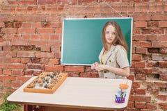 Νέος δάσκαλος Στοκ εικόνες με δικαίωμα ελεύθερης χρήσης