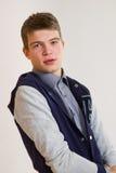 Νέος έφηβος μόδας Στοκ Εικόνες