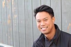 Νέος ασιατικός ταϊλανδικός τρόπος ζωής ατόμων Στοκ φωτογραφία με δικαίωμα ελεύθερης χρήσης