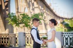 Νέος γάμος αγάπης Στοκ φωτογραφία με δικαίωμα ελεύθερης χρήσης