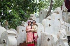 Νέος γάμος στο κοινό Στοκ Εικόνες