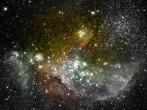 Νέος γαλαξίας Στοκ Εικόνες