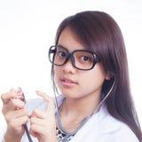 Νέος γιατρός Στοκ Φωτογραφίες