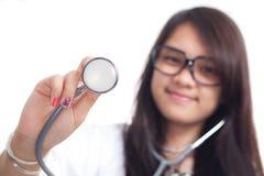 Νέος γιατρός Στοκ εικόνες με δικαίωμα ελεύθερης χρήσης