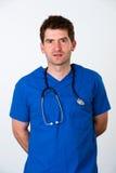 Νέος γιατρός Στοκ Εικόνες
