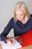 Νέος δάσκαλος στην εργασία Στοκ φωτογραφίες με δικαίωμα ελεύθερης χρήσης