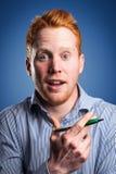Νέος επιχειρηματίας Στοκ φωτογραφία με δικαίωμα ελεύθερης χρήσης