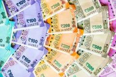 Νέος Ινδός 50, 100, 200, 500, 2000 τραπεζογραμμάτια ρουπίων