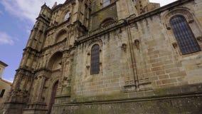 Νέος καθεδρικός ναός Plasencia ή Catedral de Asuncion de Nuestra Senora, Ισπανία φιλμ μικρού μήκους