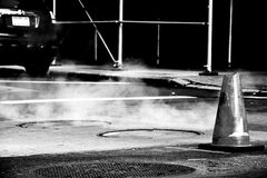 νέος καπνός Υόρκη στοκ φωτογραφία με δικαίωμα ελεύθερης χρήσης