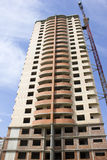 νέος κατώτερος construction2 οικοδόμησης Στοκ Εικόνες