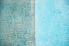 Νέος μπλε όμορφος συγκεκριμένος στόκος τοίχων τσιμέντου χρωματισμένα εμβλήματα σχεδίου επιφάνειας τσιμέντου Κλίση, σύσταση, σχέδι Στοκ φωτογραφία με δικαίωμα ελεύθερης χρήσης