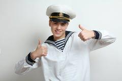 Νέος ναυτικός στοκ φωτογραφίες με δικαίωμα ελεύθερης χρήσης