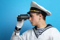 Νέος ναυτικός στοκ φωτογραφία με δικαίωμα ελεύθερης χρήσης