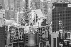 νέος ορίζοντας Υόρκη πόλεων στοκ εικόνα με δικαίωμα ελεύθερης χρήσης