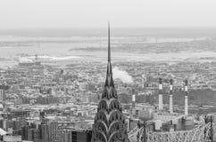 νέος ορίζοντας Υόρκη πόλεων στοκ φωτογραφίες με δικαίωμα ελεύθερης χρήσης