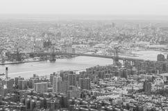 νέος ορίζοντας Υόρκη πόλεων στοκ φωτογραφίες