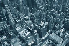 νέος ορίζοντας Υόρκη στοκ φωτογραφίες