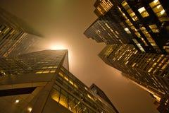 νέος ουρανός Υόρκη 01 γεωμ&epsi Στοκ εικόνες με δικαίωμα ελεύθερης χρήσης