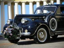 νέος παλαιός αυτοκινήτων Στοκ Φωτογραφίες