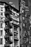 νέος παλαιός οικοδόμηση&sigm Στοκ φωτογραφίες με δικαίωμα ελεύθερης χρήσης