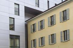 νέος παλαιός Στοκ φωτογραφία με δικαίωμα ελεύθερης χρήσης