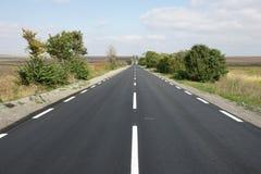 νέος δρόμος Στοκ Φωτογραφίες