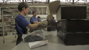 Νέος σύγχρονος τελειωμένος οδηγημένος λαμπτήρας συσκευασιών εργαζομένων τύπων φιλμ μικρού μήκους