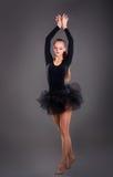 Νέος χορευτής γυναικών στοκ φωτογραφίες με δικαίωμα ελεύθερης χρήσης