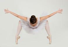 Νέος χορευτής ballerina Στοκ Φωτογραφίες