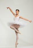 Νέος χορευτής ballerina Στοκ εικόνα με δικαίωμα ελεύθερης χρήσης