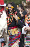 νέος yunnan γυναικών επαρχιών θ&iota στοκ εικόνα με δικαίωμα ελεύθερης χρήσης
