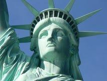 νέο άγαλμα Υόρκη ελευθε& στοκ φωτογραφίες