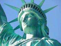 νέο άγαλμα Υόρκη ελευθε& στοκ φωτογραφίες με δικαίωμα ελεύθερης χρήσης