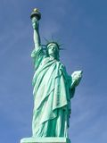 νέο άγαλμα Υόρκη ελευθε& στοκ εικόνες με δικαίωμα ελεύθερης χρήσης