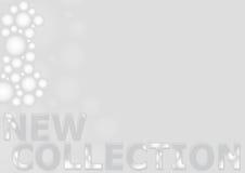 Νέο έμβλημα συλλογής Στοκ εικόνα με δικαίωμα ελεύθερης χρήσης